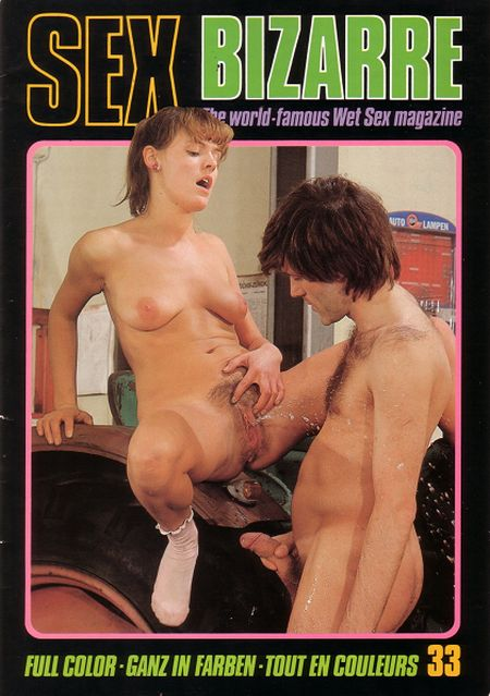 Color Climax Sex Bizarre № 33