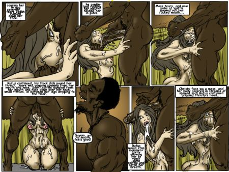 Comics art IllustratedInterracial 2