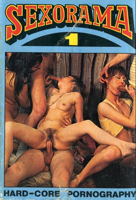 Color Climax Sexorama № 01 (1976)