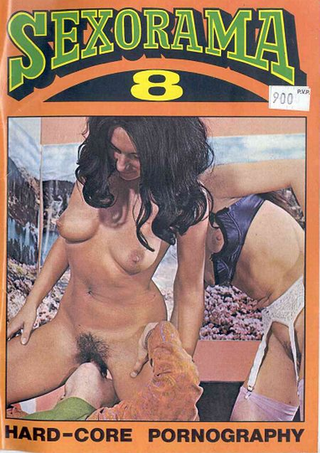 Color Climax Sexorama № 08 (1976)