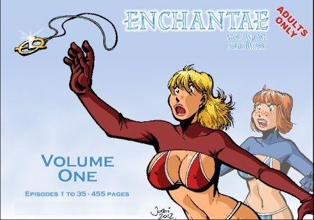 Enchantae Vol. 1  - Sex At The City