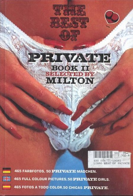 Private Magazine Best of Private II