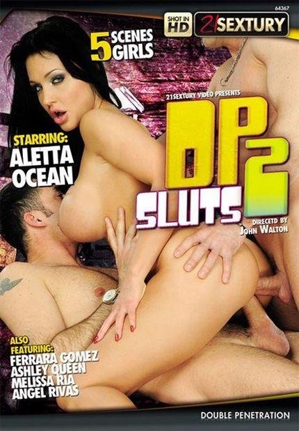 DP Sluts 2 [2013] DVDRip