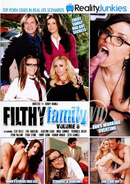 Filthy Family 6 [2012] WEBRip / HD