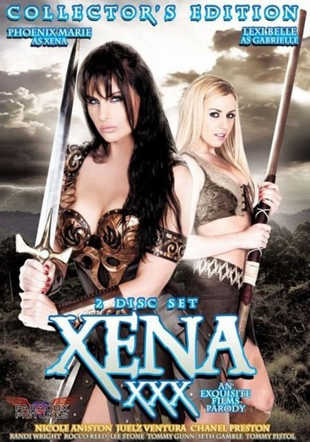 Xena XXX An Exquisite Films Parody / Ксена - королева воинов [2012]