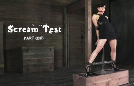 Elise Graves - Scream Test, Part 1 (2013/InfernalRestraints.com/HD)