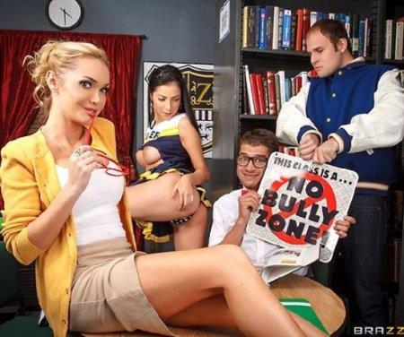 Devon - Devons Anatomy Lesson (2013/BigTitsatSchool.com/BraZZers.com/SD)