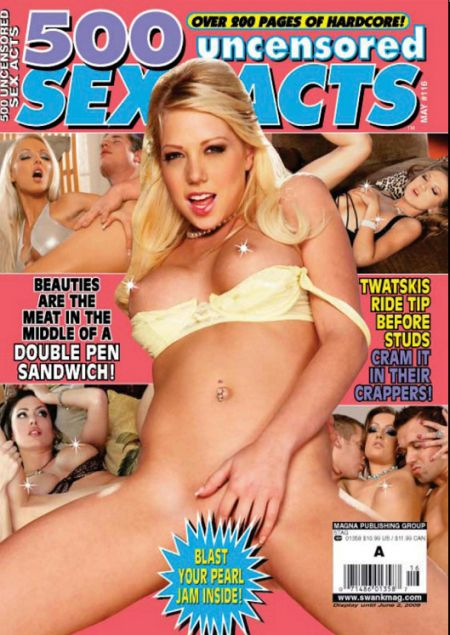 500 Uncensored Sex Acts - 2009 - 05