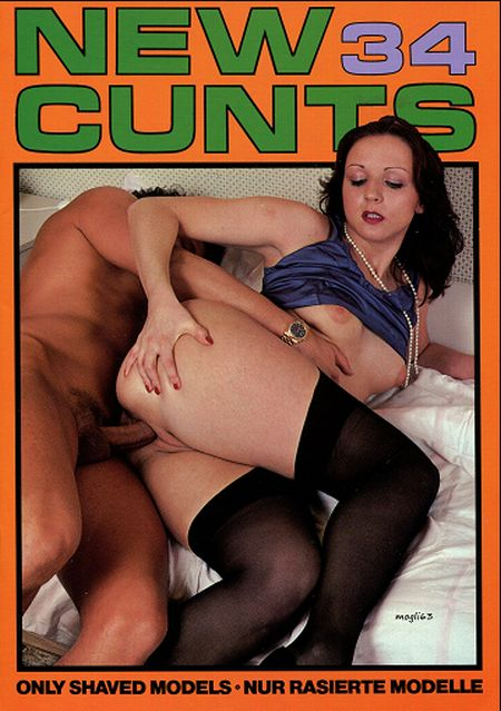 Color Climax NEW CUNTS № 34