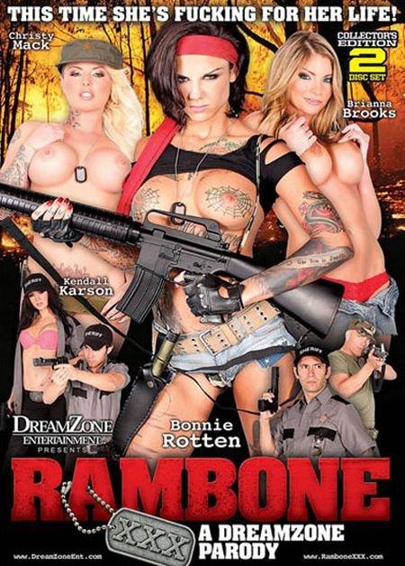 Rambone XXX: A DreamZone Parody (2014/WEBRip/SD)
