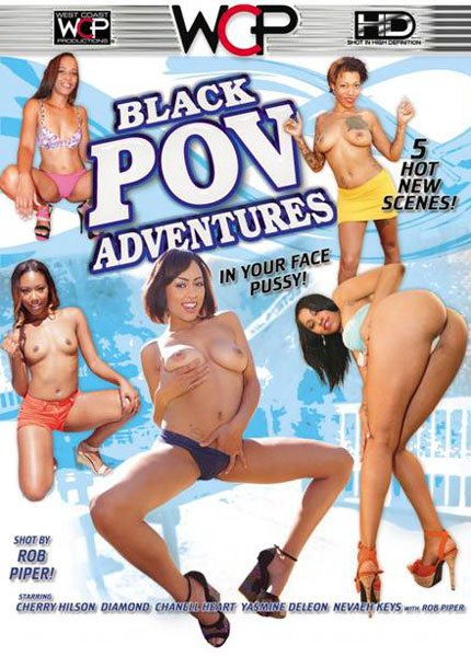 Black POV Adventures (2014/DVDRip)