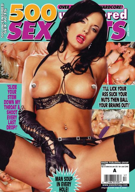 500 Uncensored Sex Acts - 2009 - 07