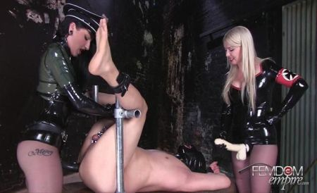 Lexi Sindel and Cybill Troy (She Wolves of the Strapon) [2013] HDRip 720p