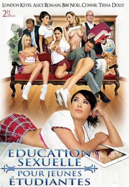 Education Sexuelle pour jeunes etudiantes (2012/DVDRip)