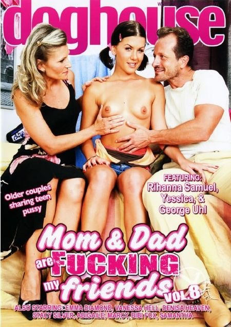 Mom and Dad Are Fucking My Friends 8 (2012/WEBRip/SD)