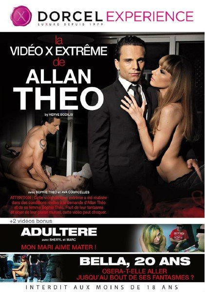 La video X extreme d Allan Theo (2014/WEBRip/HD)
