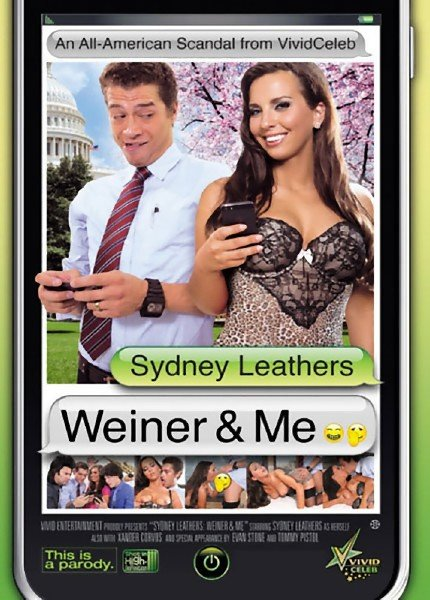 Sydney Leathers: Weiner And Me (2014/DVDRip)