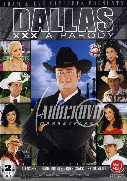 Dallas XXX A Parody (2012/DVDRip/RUS)