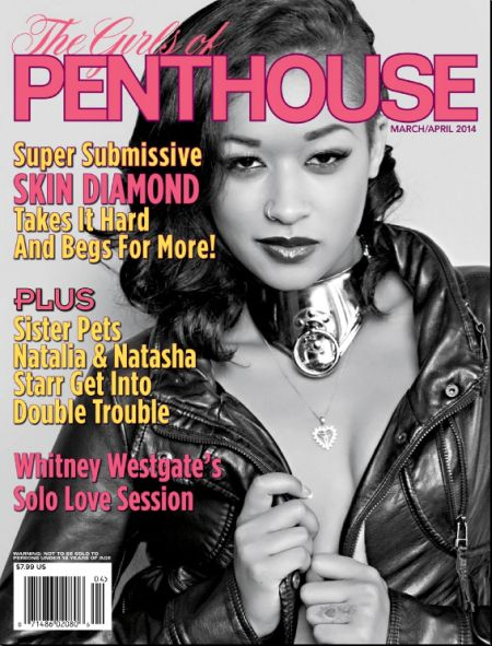 The Girls of Penthouse № 3-4 (2014)