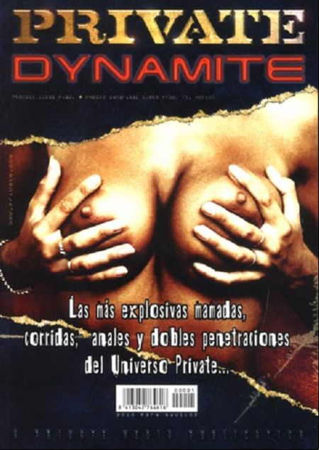 Private Magazine - Dynamite