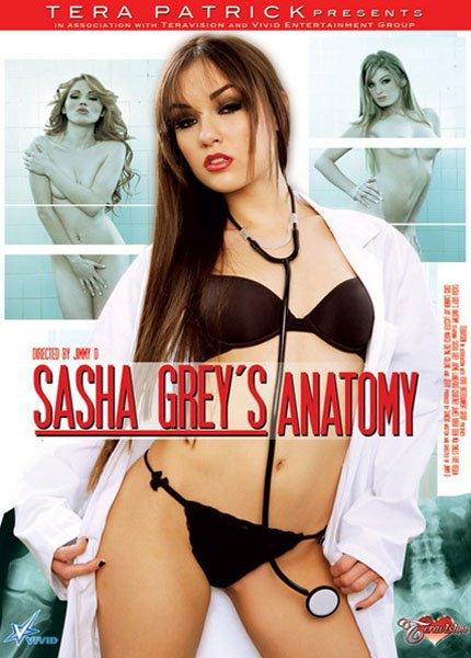 Sasha Greys Anatomy (2008/DVDRip)