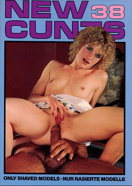 Color Climax NEW CUNTS № 38