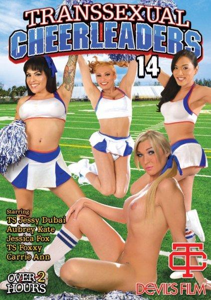 Transsexual Cheerleaders 14 / Транссексуальные болельщицы 14 [2014]