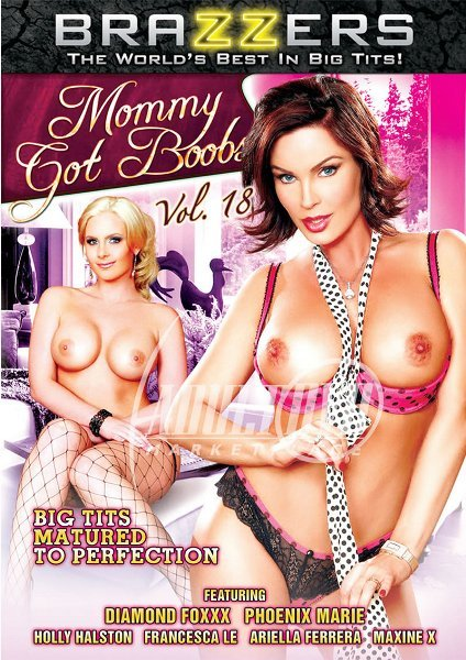 Mommy Got Boobs 18 (2013/DVDRip)