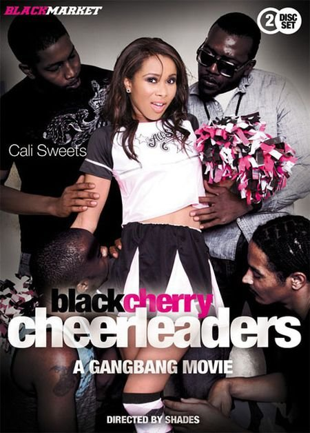 Black Cherry Cheerleaders: A Gangbang Movie (2014/WEBRip/SD)