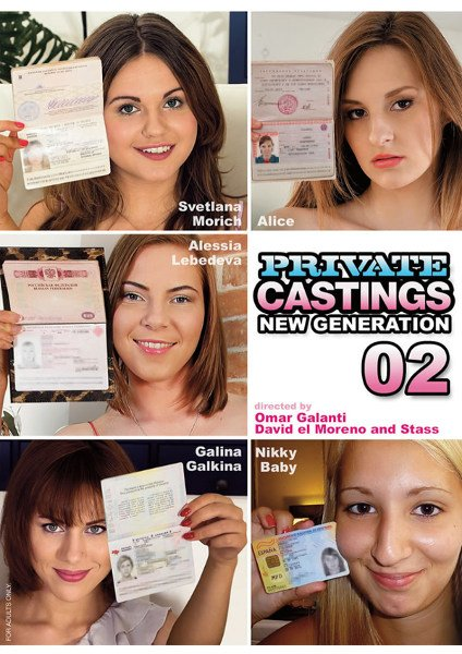������� �������. ����� ��������� 02 / Private Castings. New Generation 02 (2014/HD)