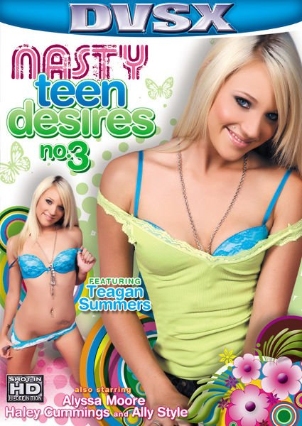 ������� ������������ ������� 3 / Nasty Teen Desires 3 (2013/HD)