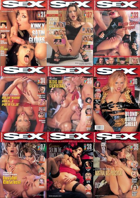 Private SEX Magazine №31-40