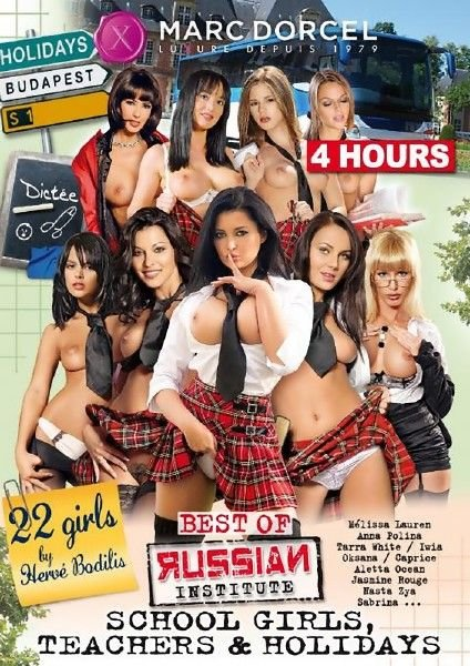 Best Of Russian Institute : School Girls, Teachers And Holidays (2014/DVDRip)