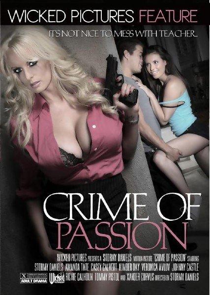 Crime of Passion (2014/DVDRip)