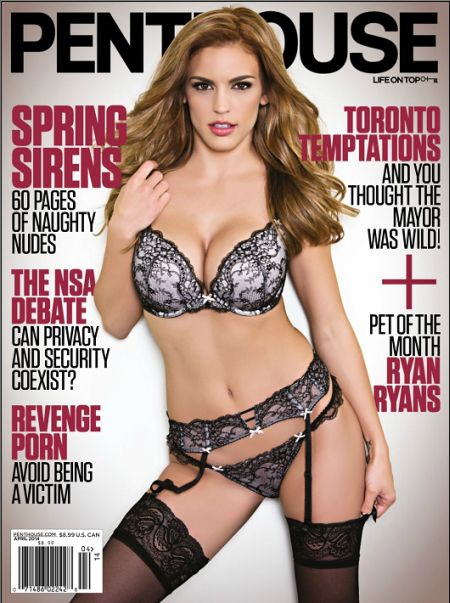 Penthouse № 4 (April 2014) USA