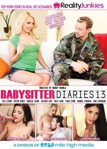 Babysitter Diaries 13 (2014/WEBRip/SD)