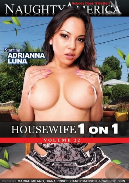 Housewife 1 On 1 22 (2012/DVDRip)