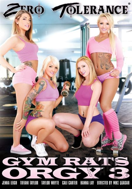 Gym Rats Orgy 3 [2014] DVDRip