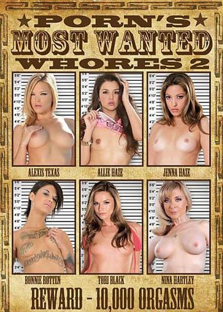 ����� �������������� ������ � ����� 2 / Porn's Most Wanted Whores 2 [2014] DVDRip