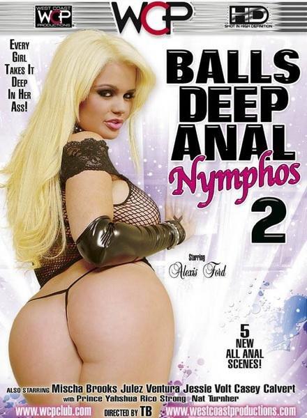 Balls Deep Anal Nymphos 2 (2013/WEBRip/HD)
