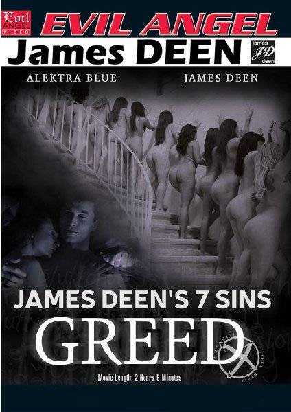 James Deens 7 Sins Greed (2014/DVDRip)