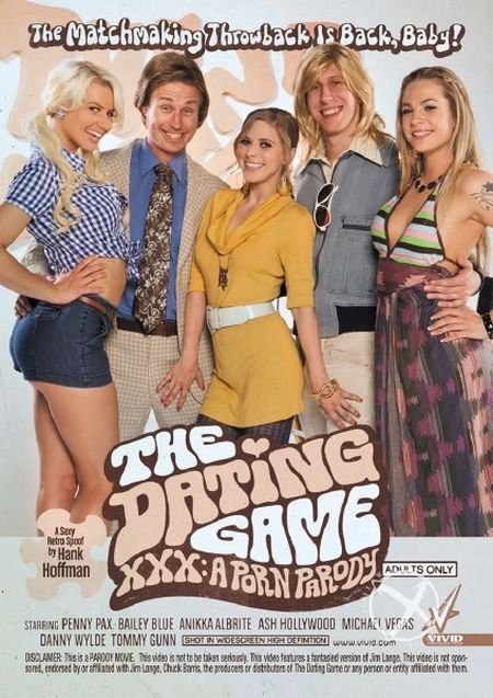 The Dating Game XXX: A Porn Parody (2014/DVDRip)