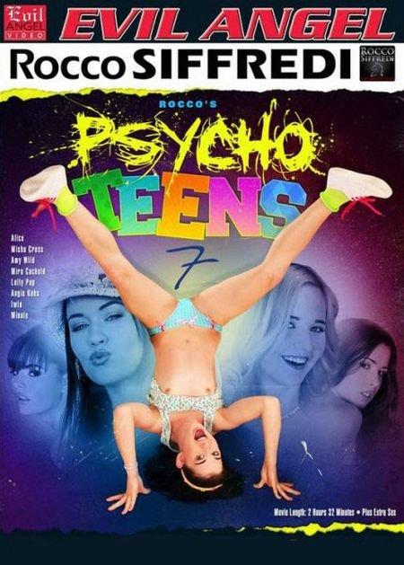 Roccos Psycho Teens 7 (2014/WEBRip/FullHD)