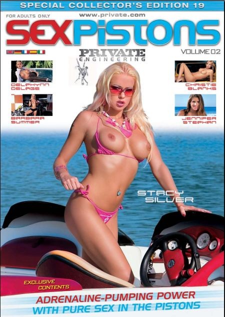 Private Magazine Sex Pistons 02