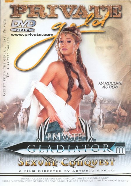 The Private Gladiator 3. Sexual Conquest / ��������� 3. ����������� ���������� [2005] DVDRip