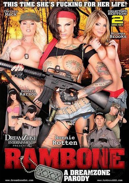 Rambone XXX - A Dreamzone Parody [2014]