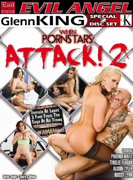 When Porn Stars Attack 2 (2014/WEBRip/SD)