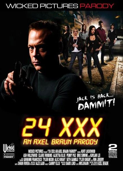 24 XXX: An Axel Braun Parody (2014/DVDRip)