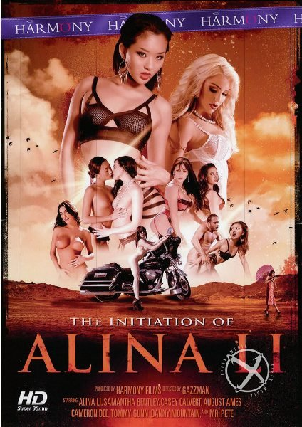 The Initiation Of Alina Li (2014/DVDRip)