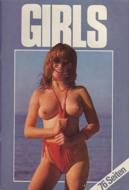 GIRLS (Pleasure) № 9